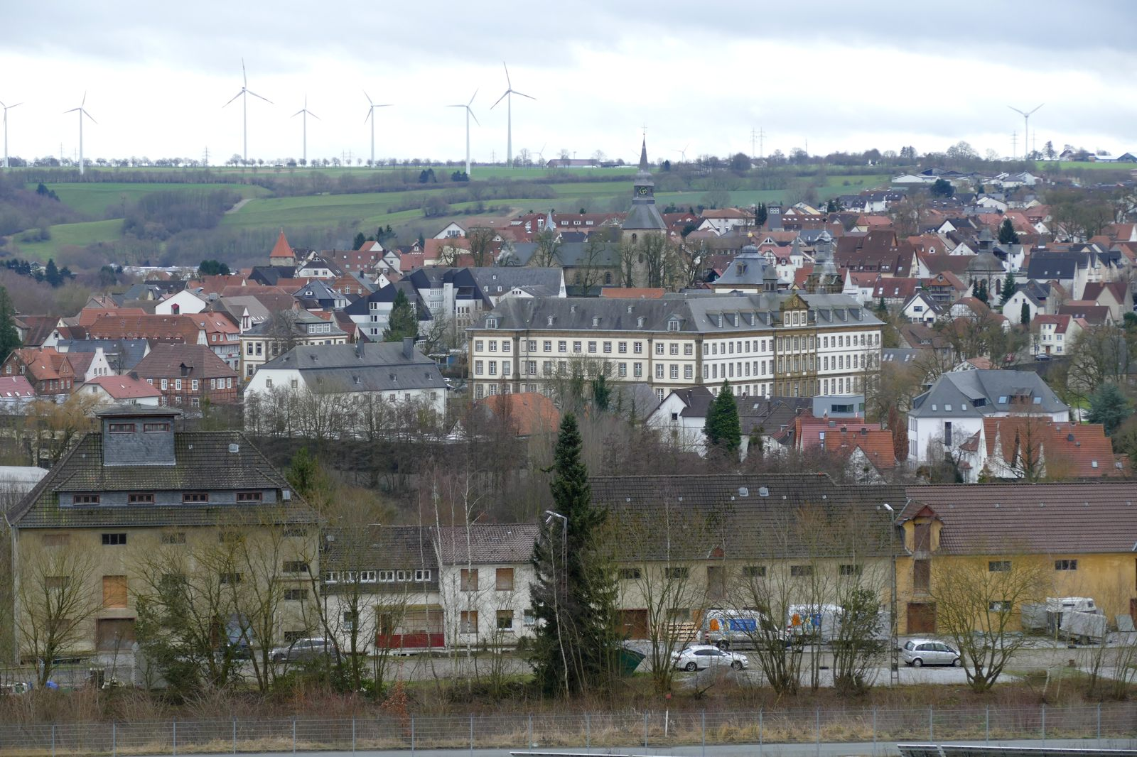 Vom Kapellenberg