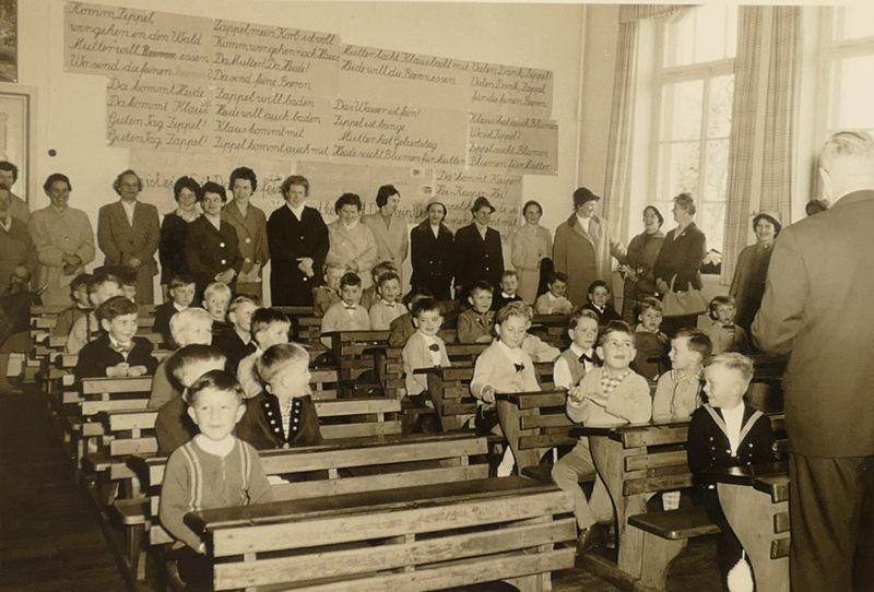 Erster Schultag