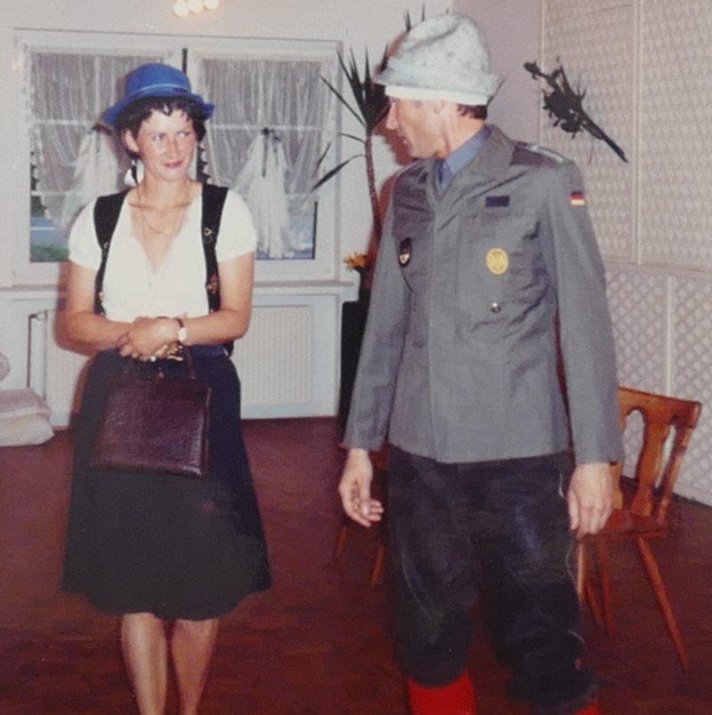 Ringelstein: Mama und Papa werden 75.