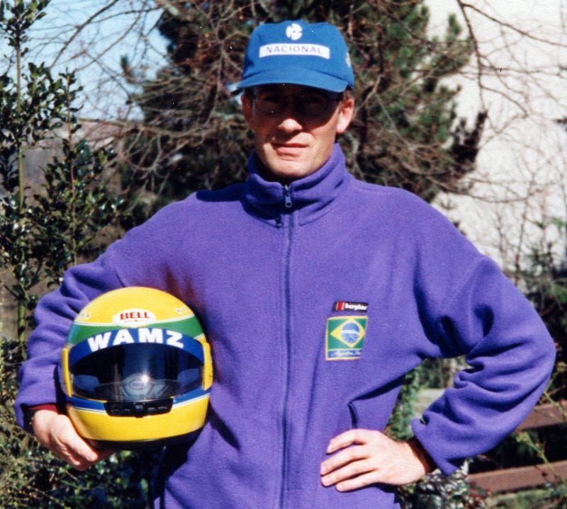 Der Senna-Fanclub wurde gegründet