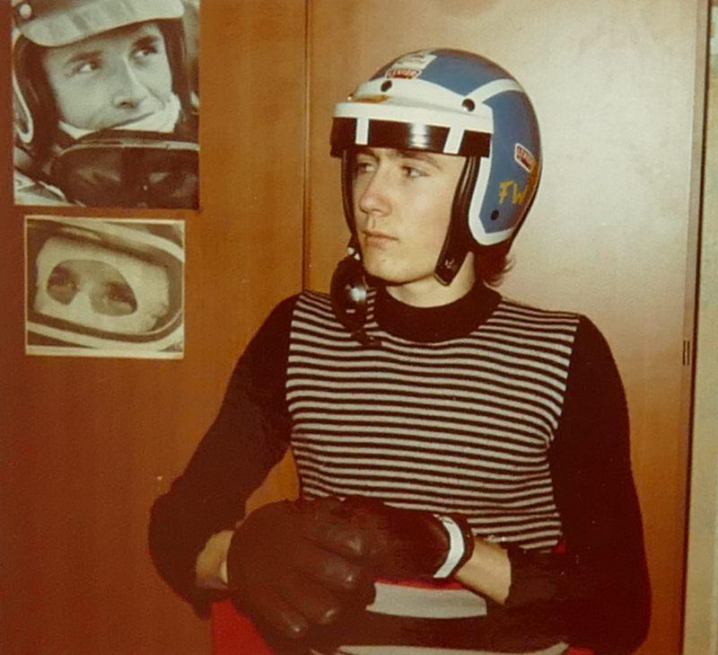 1972 in meinem Zimmer