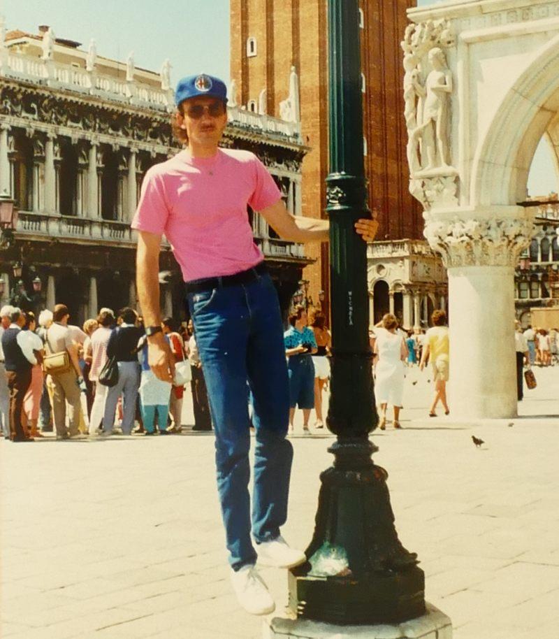 Der Mann in Venedig