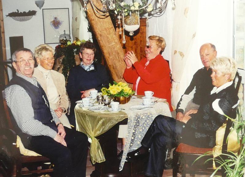 Webertreffen mit den Lappes in Drensteinfurt