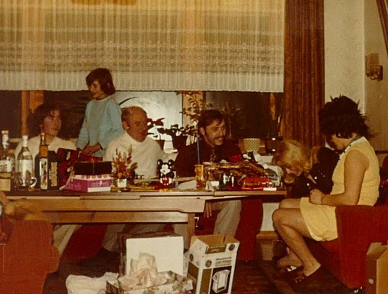 Jim Bosley und unsere Weber-Familie