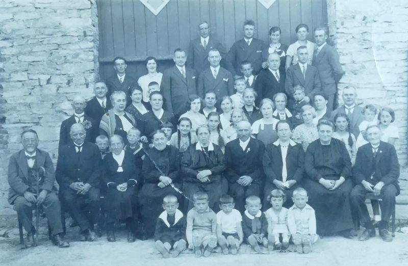 Generationentreffen in Leiberg