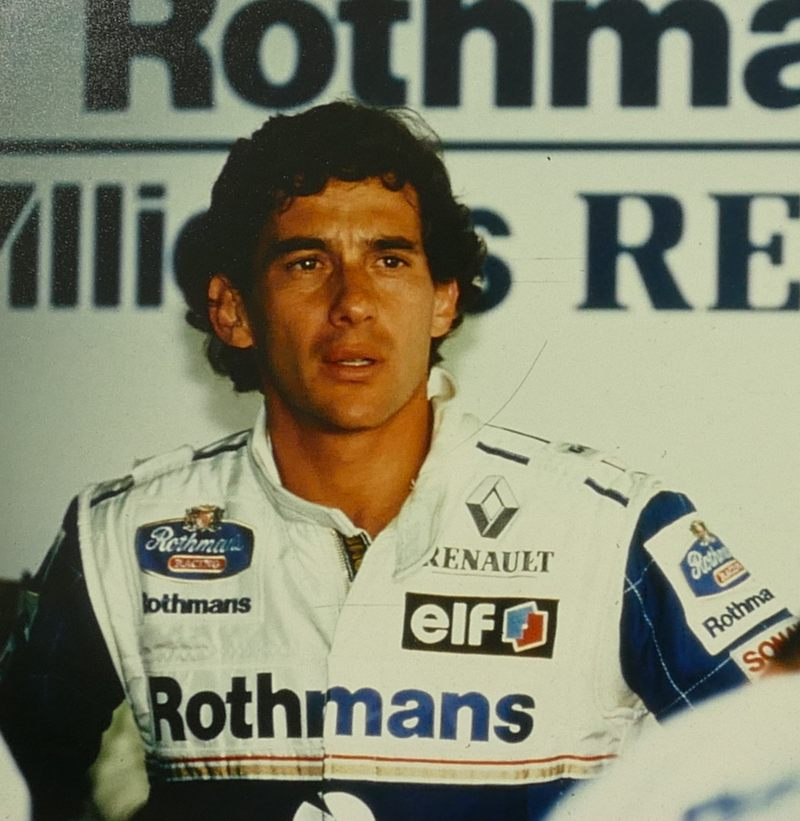 Ayrton 1994 B05