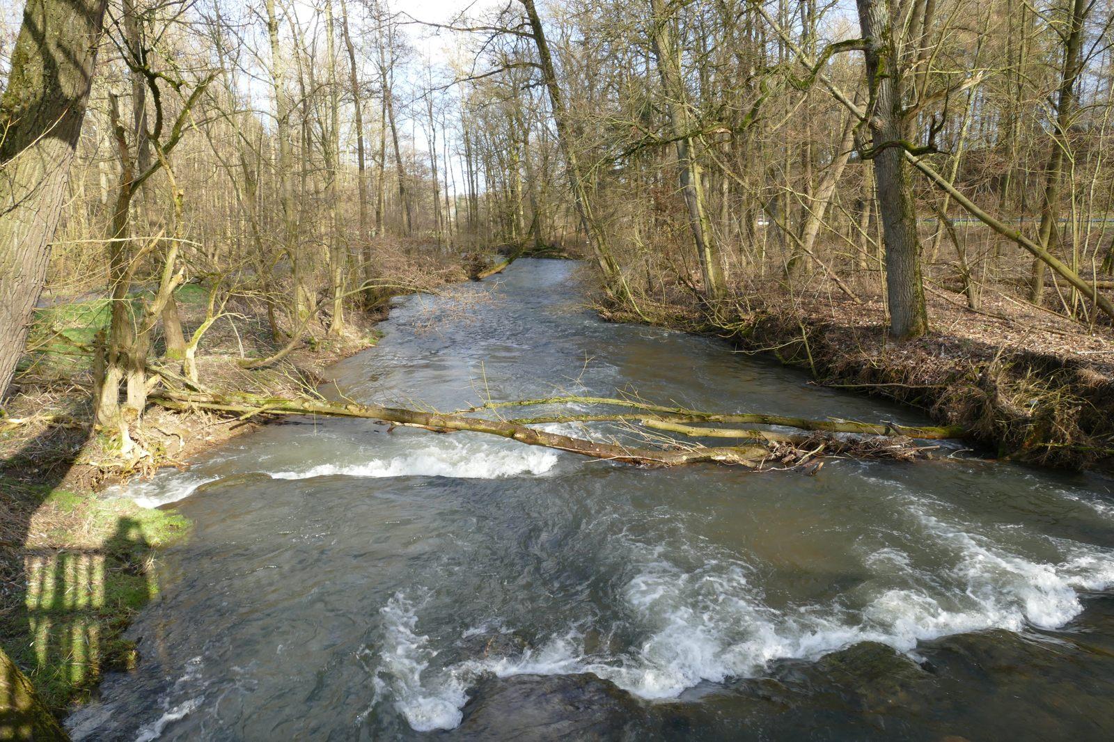 Dieses Wasser fließt Richtung Ärmelkanal