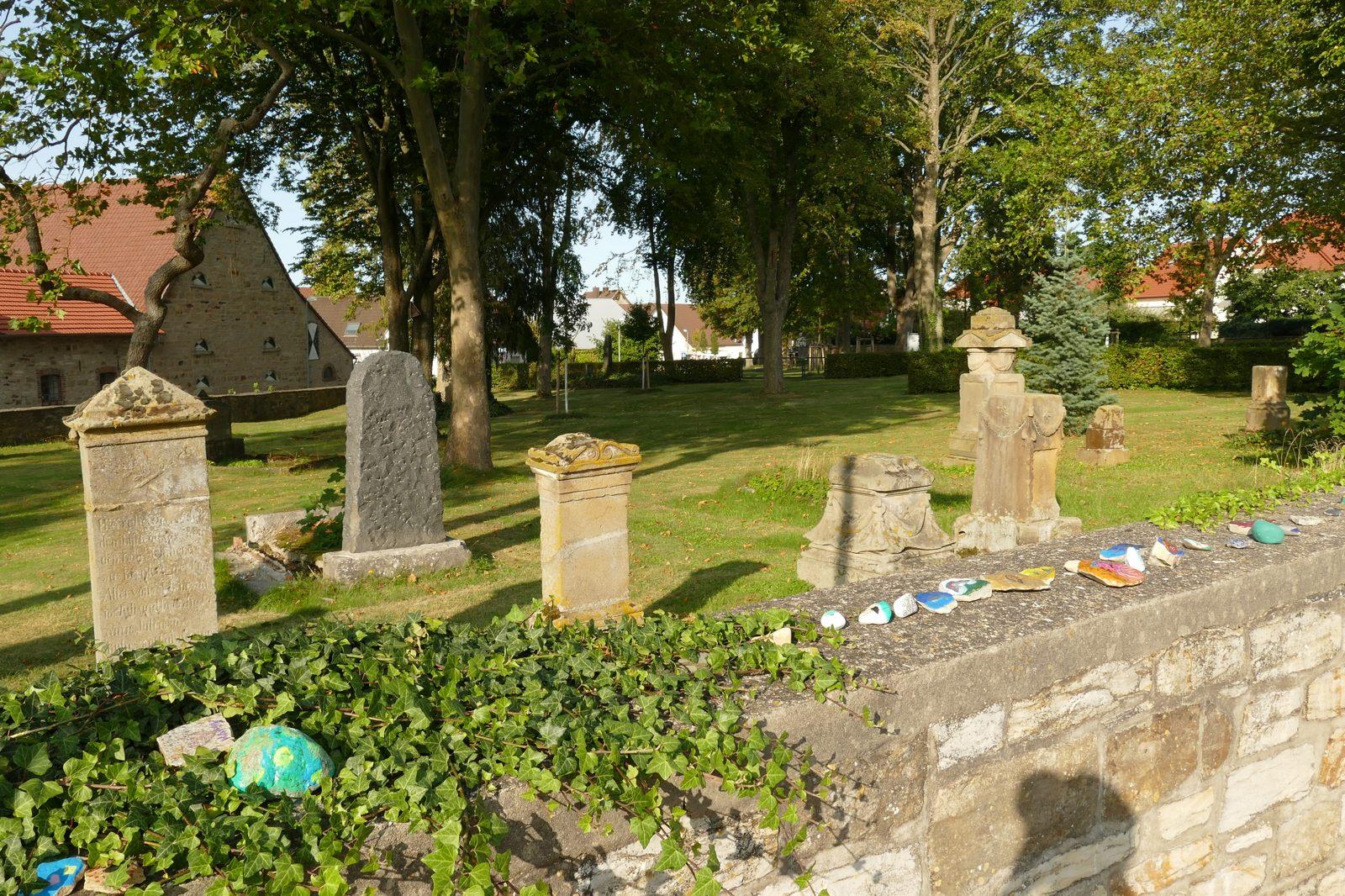 Unser ehemaliger jüdischer Friedhof