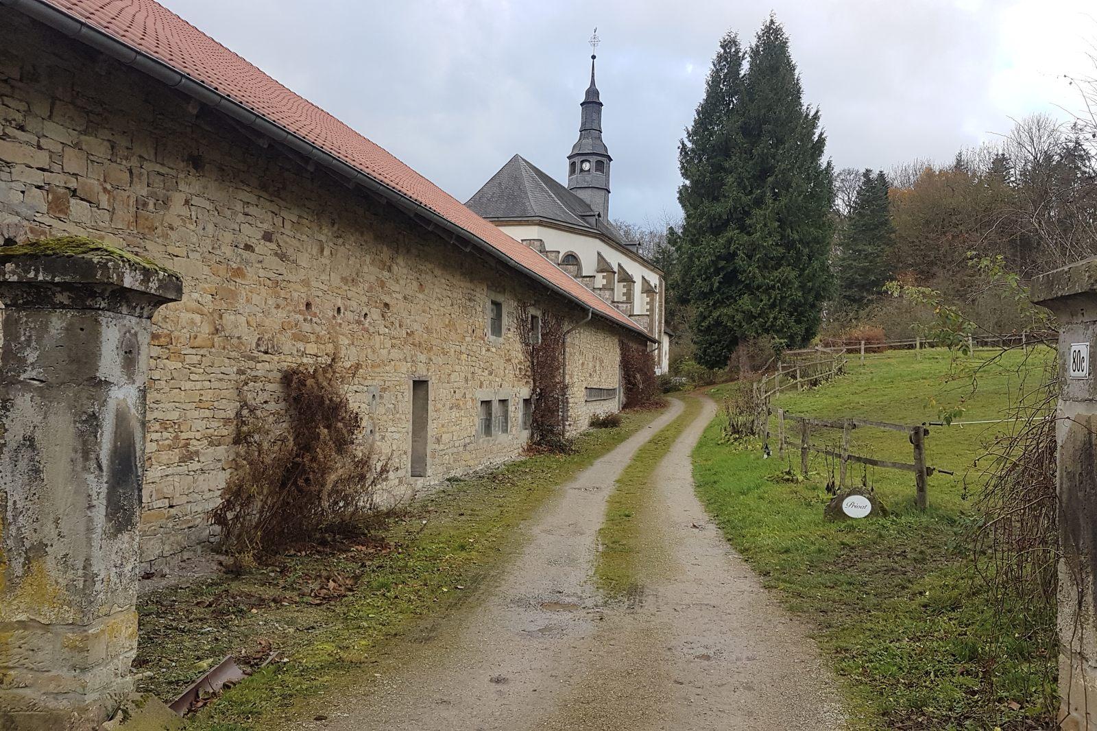 Idylle in Holthausen im Nov. 2020