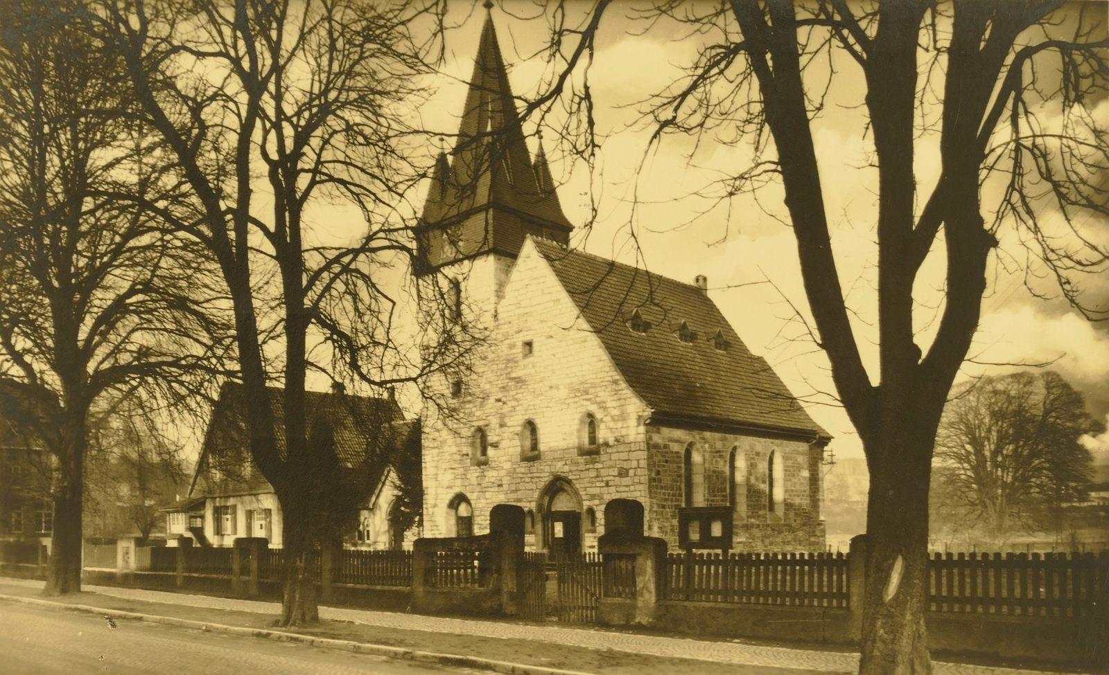 Erlöserkirche 1957