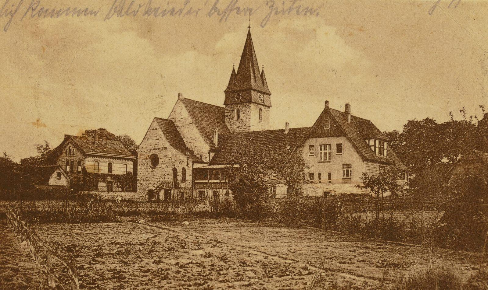 Erlöserkirche 1923