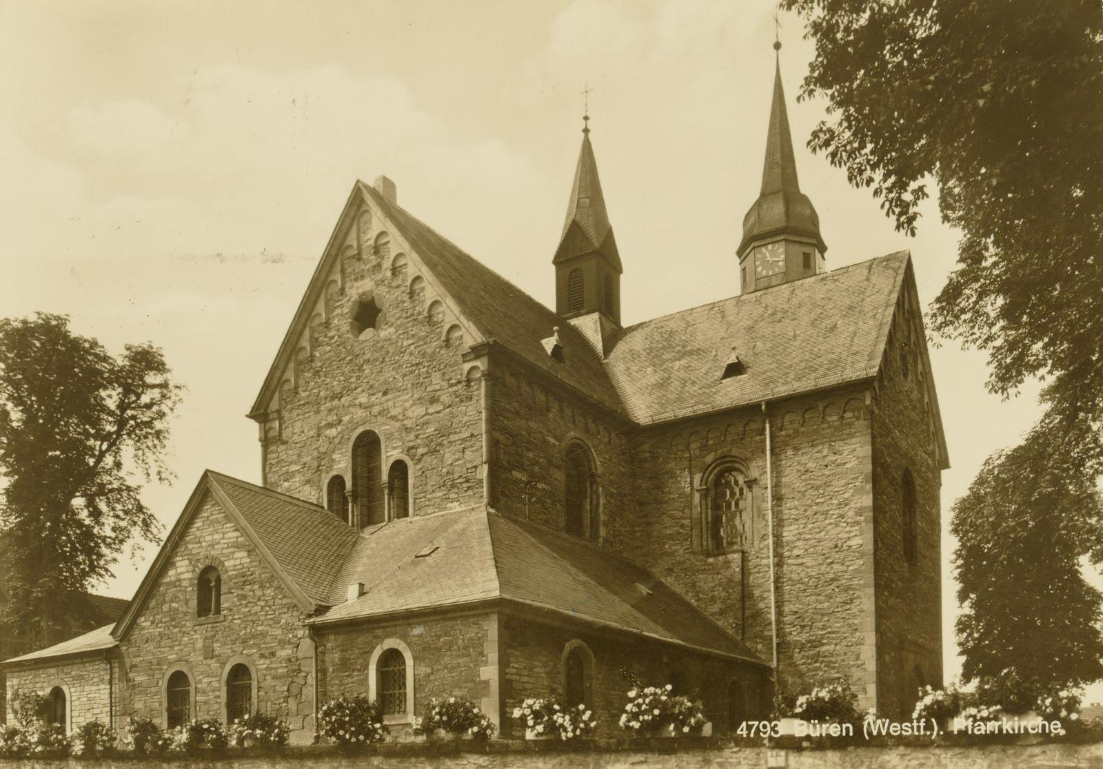 Pfarrkirche St. Nikolaus 1973