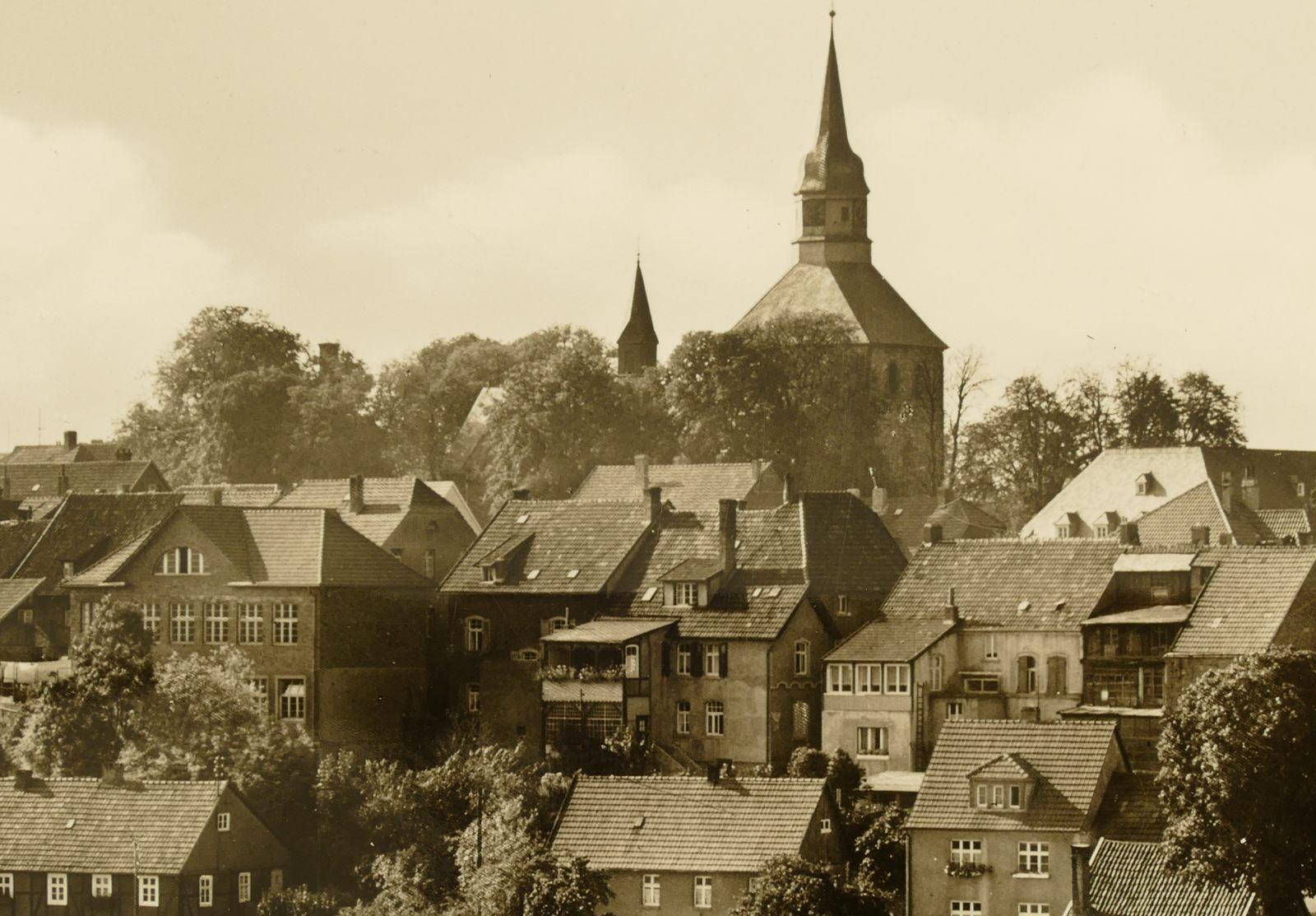 St. Nikolauskirche um 1950