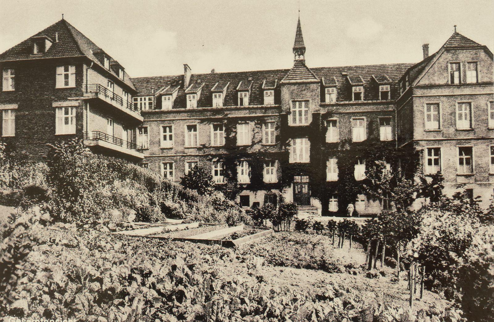 Krankenhaus 1950