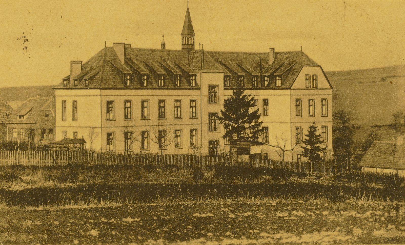 Krankenhaus 1919