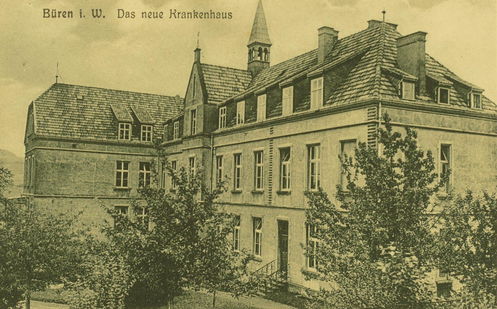 Krankenhaus 1941