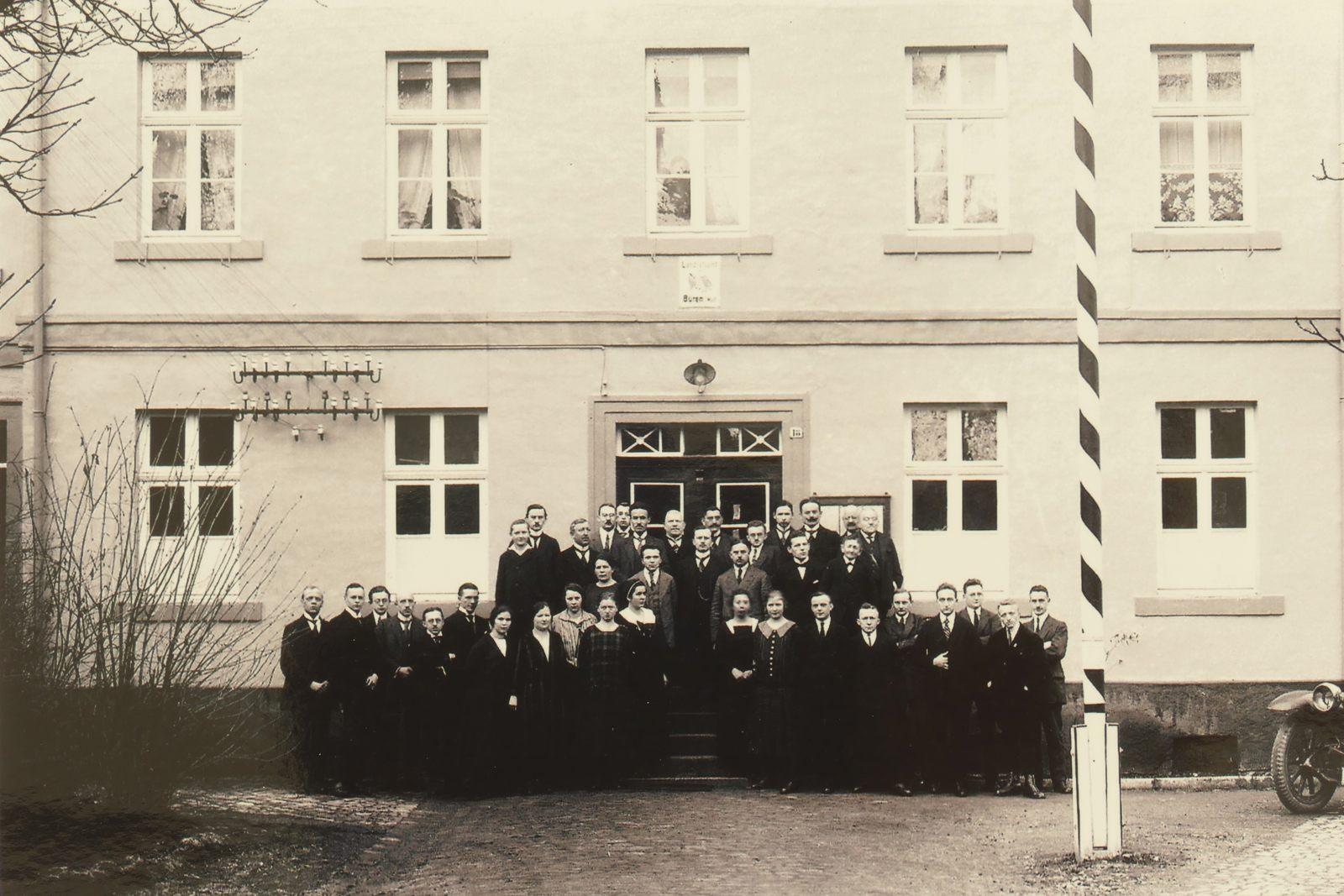 Landratsamt 1924