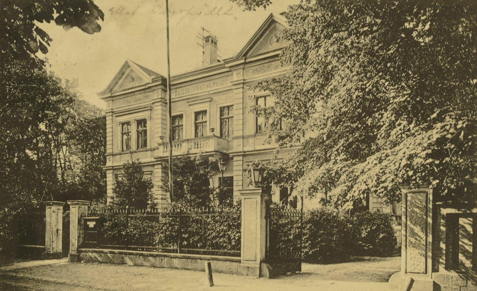 Postamt 1915