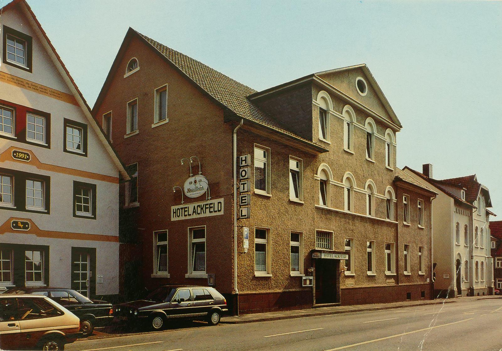 Hotel Ackfeld um 1990