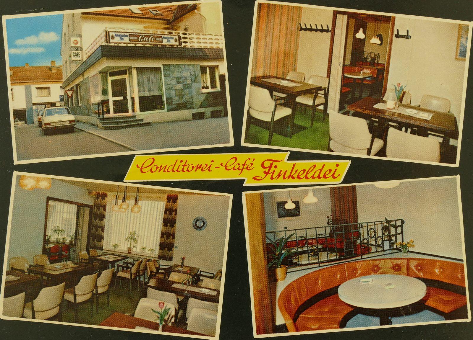 Café Finkeldei 1985