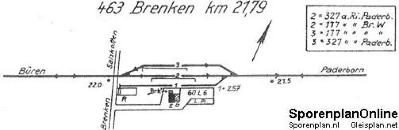 02 Gleisplan 463_brenken
