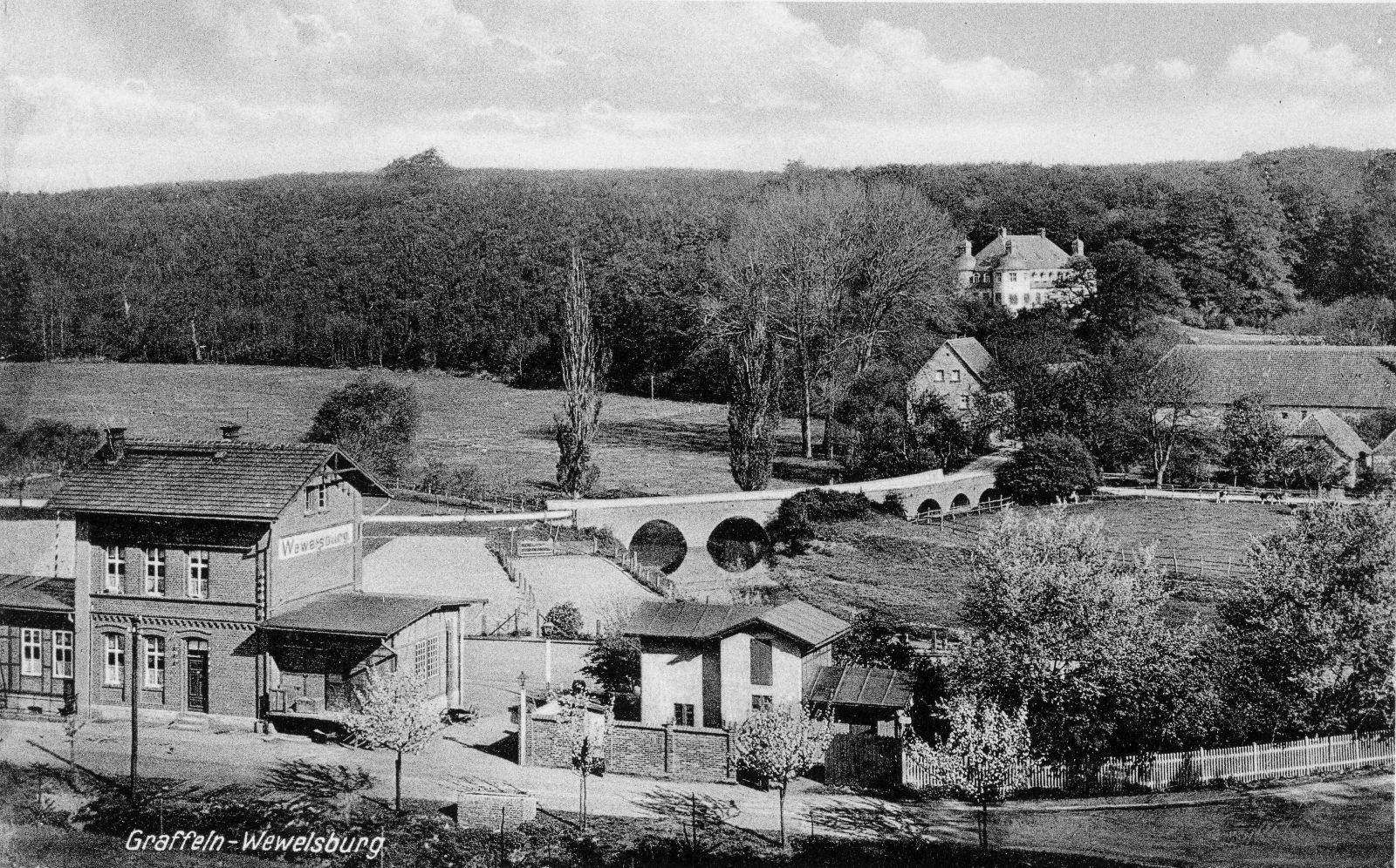 04 Bf Wewelsburg mit Straßenbrücke
