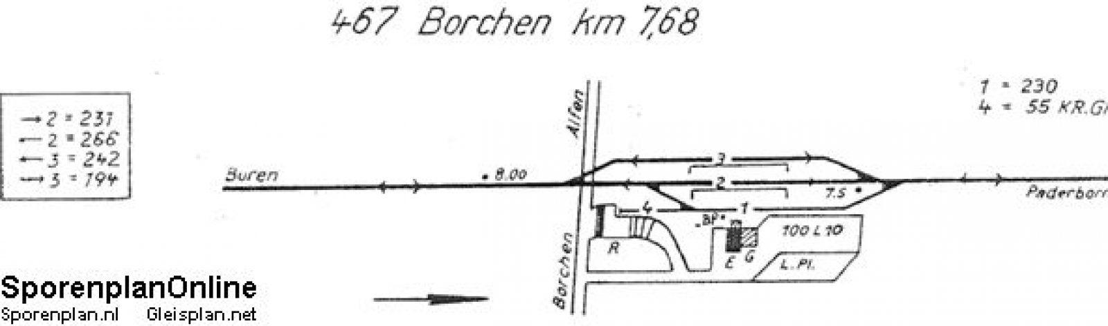 06 Gleisplan 467_borchen