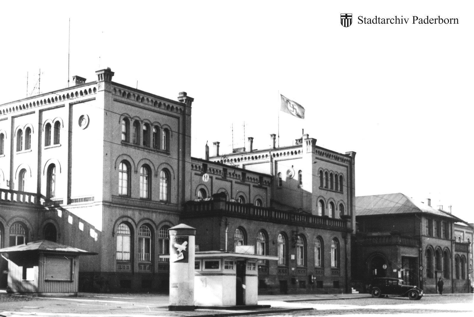 08 Hauptbahnhof1933bis1945
