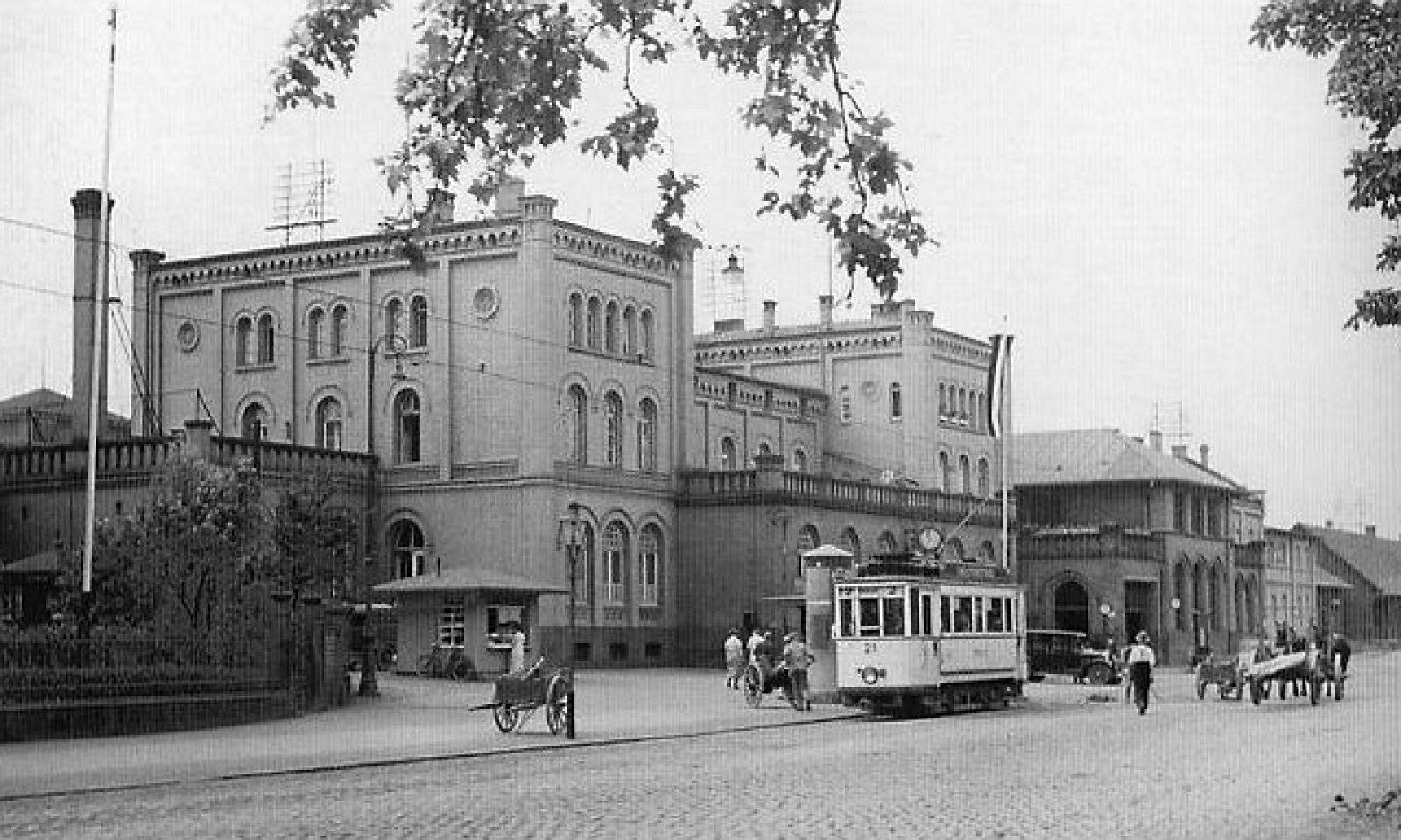 08 Paderborn Hbf 1925