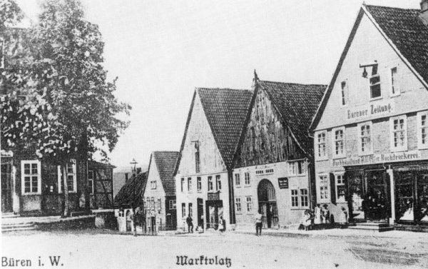 1900 BürenMarkt