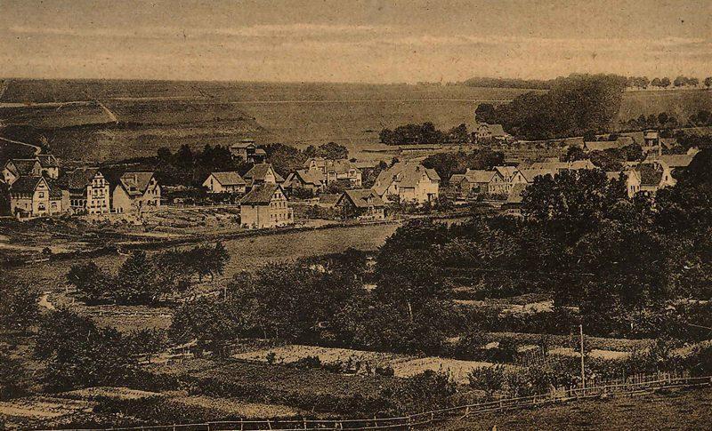 1900 Blick auf Wilhelmstr