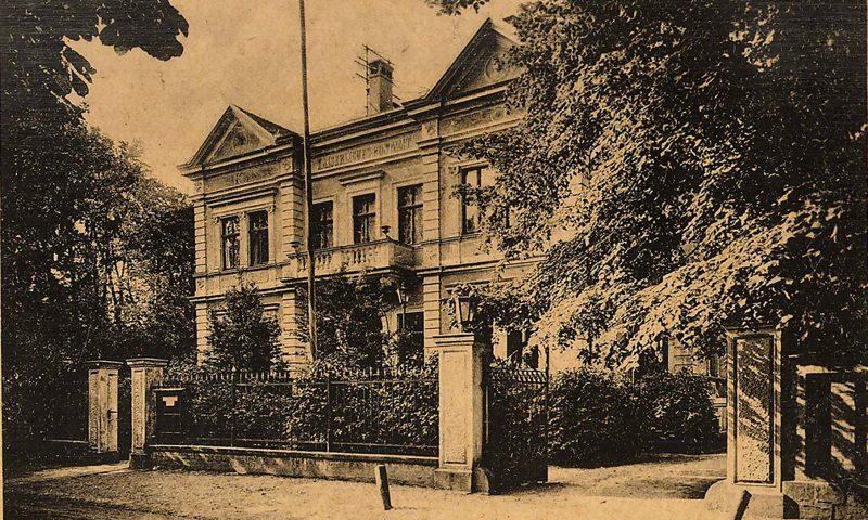 1900 Kaiserliches Postamt