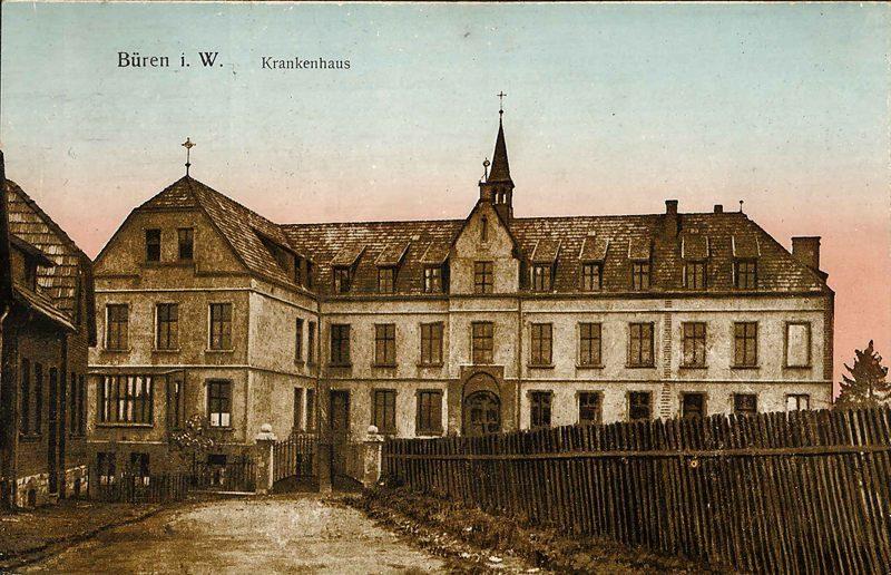 1900 Krankenhaus