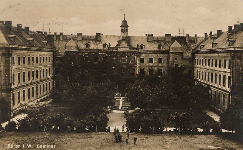1900 Lehrerseminar