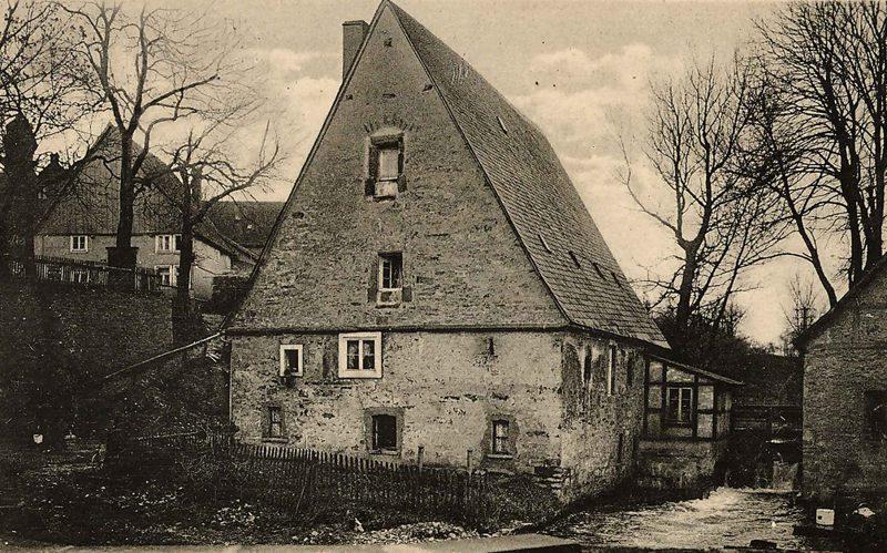 1900 Mittelmühle