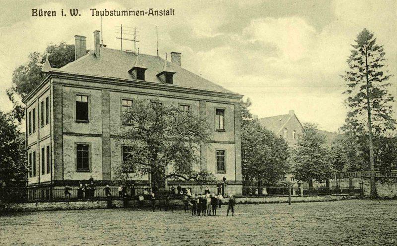 1900 Taubstummenanstalt