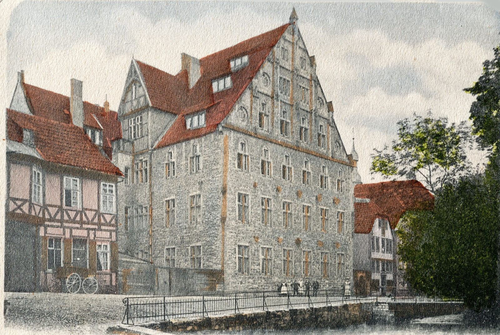 Michaelstraße 1904