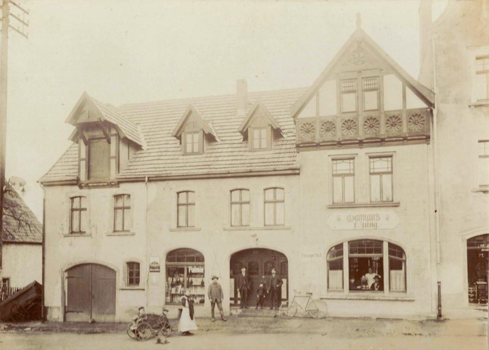 1910 Dorls Isingüb