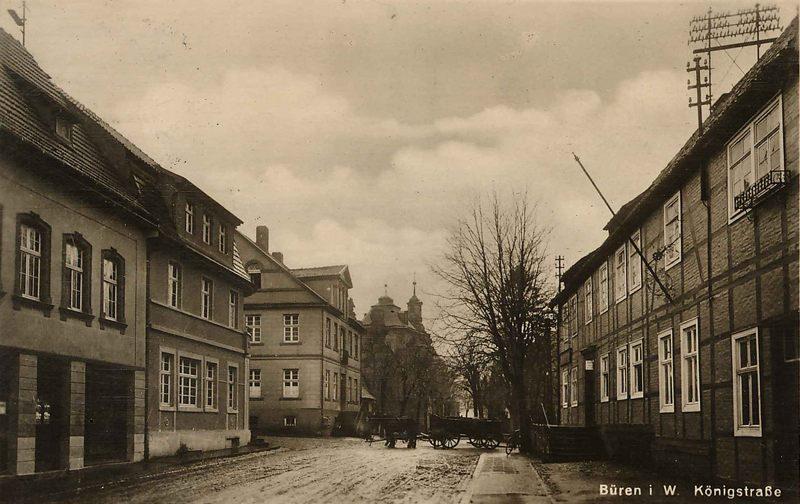 1920er Bertholdstr Königstr
