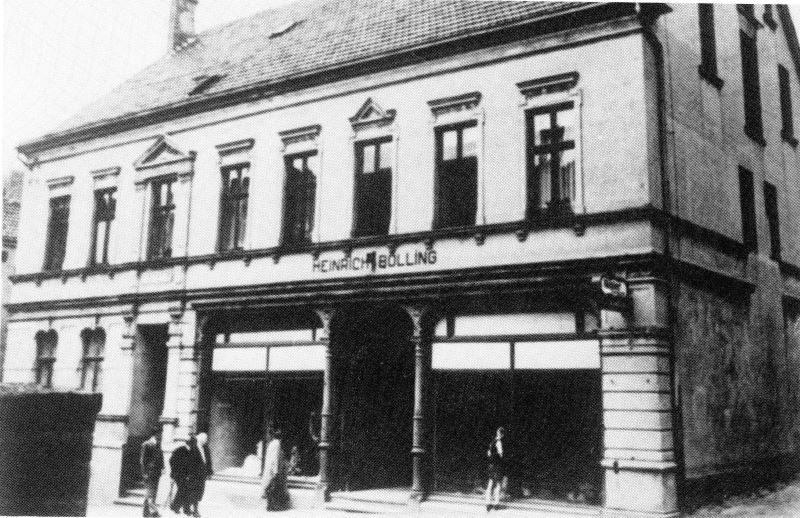 1940er BürenKönigstrBölling