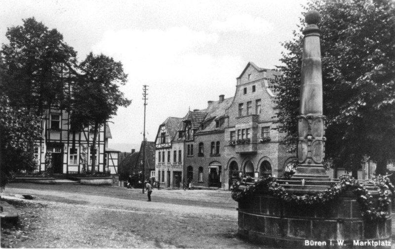 1940er BürenMarkt