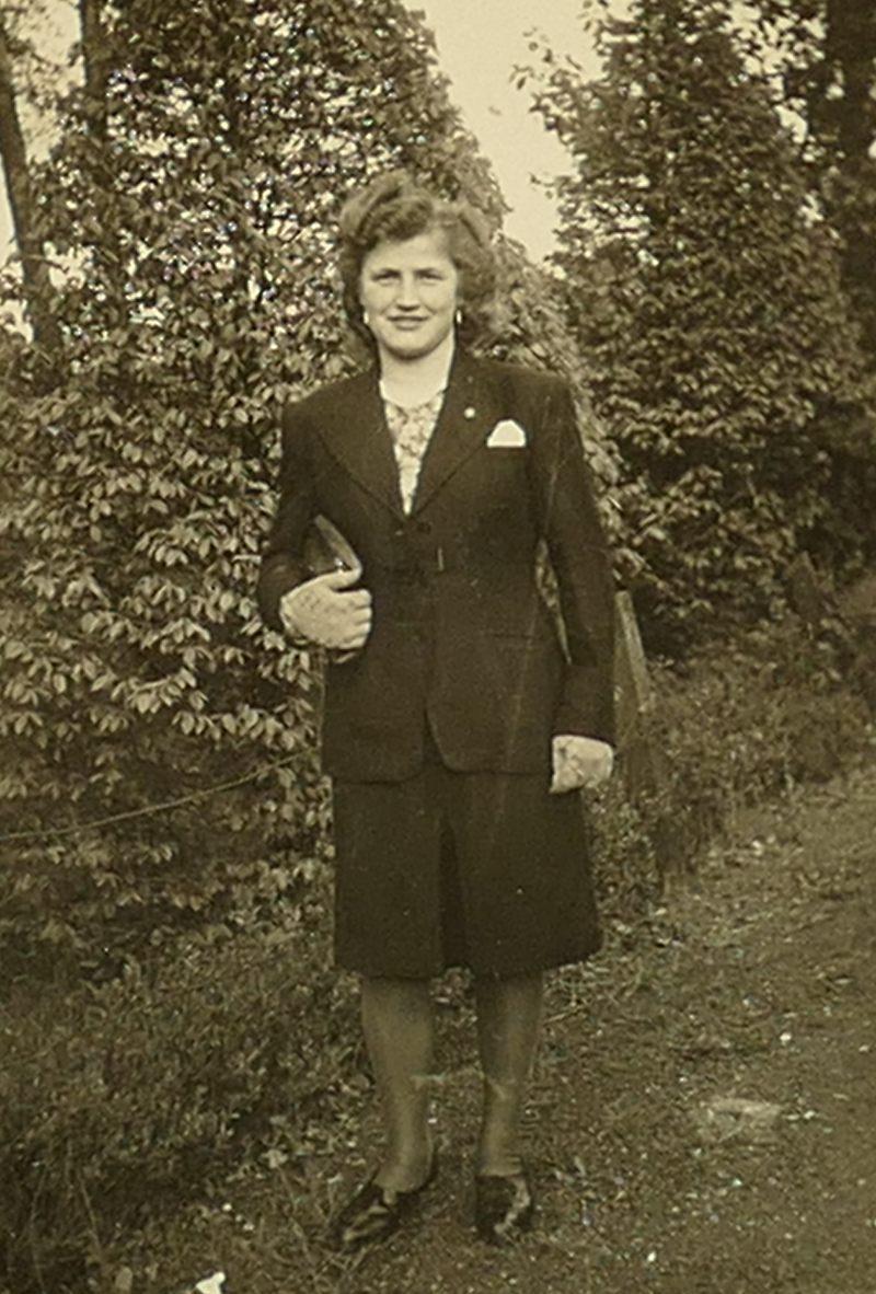 1940er Mama