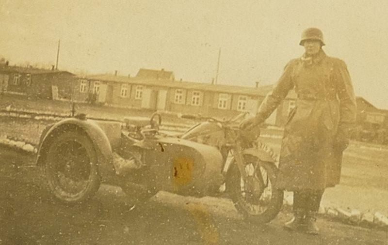 1941 Papa BMW
