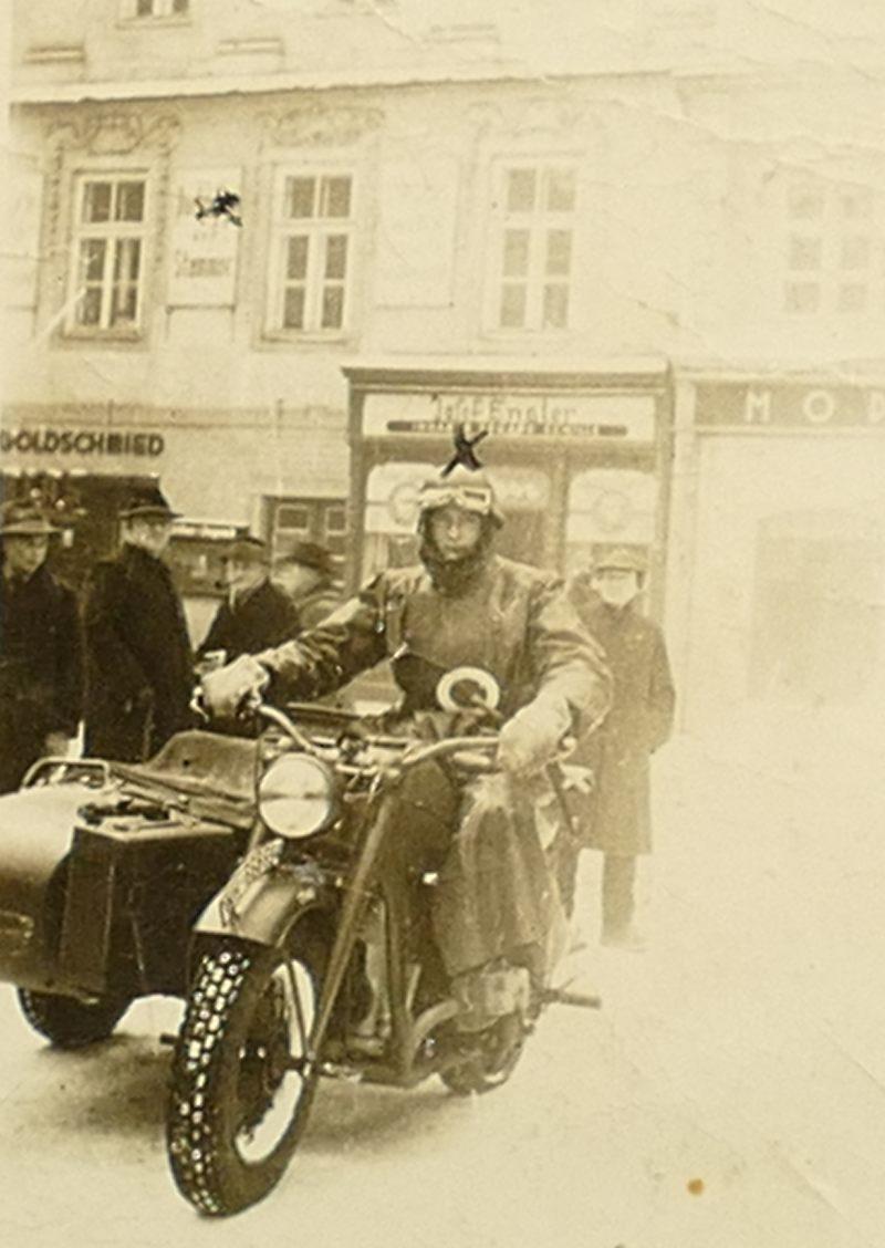 1941 Papa Zündapp
