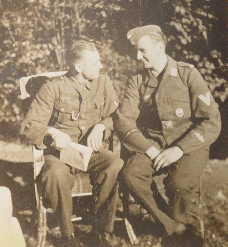 1943 Papa Jupp