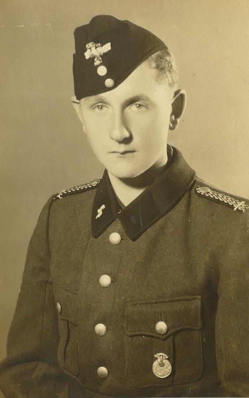 1943 Papa Porträt