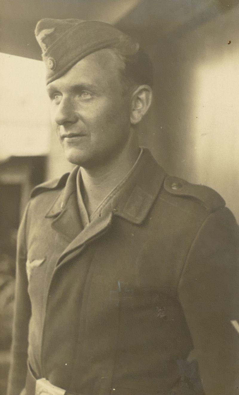 1943 Papa Porträt2