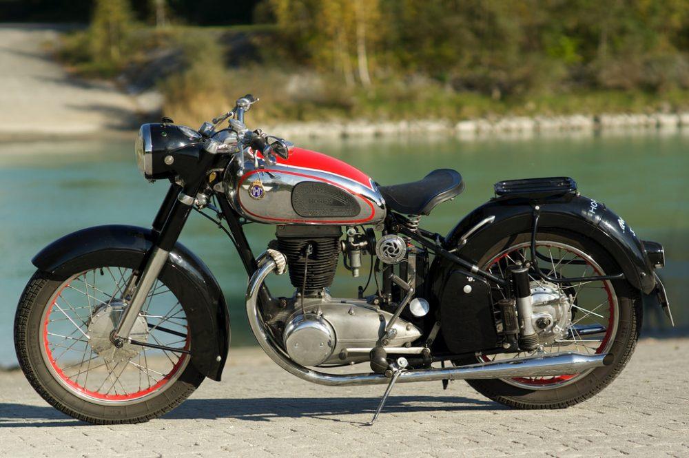 1950er Horex Regina 350