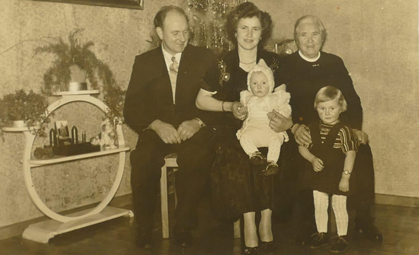 1954 Weihnachten