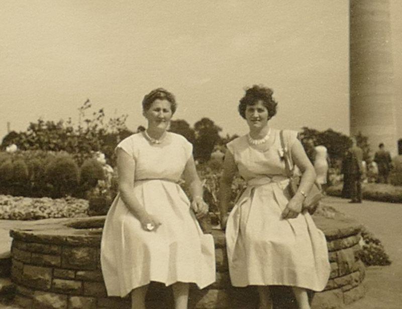 1960er Mama und Mia